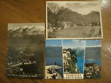 Lotto 30 Cartoline Lago di Garda Bianco e Nero, Colori