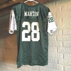 New York Jets CURTIS MARTIN football jersey youth XL