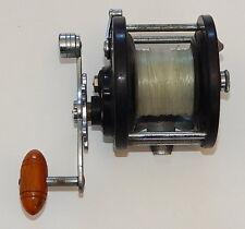 Vintage Penn Delmar, No.285 Salt Water Deep Sea Fishing Reel Works  R8935