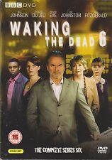 WAKING THE DEAD - Series 6. Trevor Eve, Sue Johnston. BBC (6xDVD BOX SET 2008)
