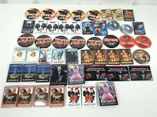 Mummy, Mib, Charlie Angels, 007 Movie Promotion Pins Buttons Lot of 51