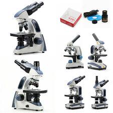 Swift Lab Compound Microscope Digital Monocular Binocular Trinocular Student