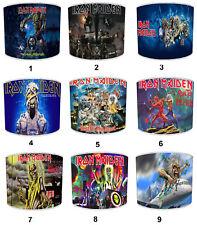 Iron Maiden Designs pantallas, ideal para que coincida con Iron Maiden cojines y cubiertas.