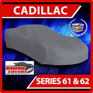 [CADILLAC SERIES 61 & 62] CAR COVER - Ultimate Custom-Fit All Weather Protect