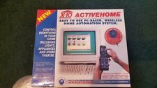 X10 Activehome with the touch of a button control your entire home Kit Pc