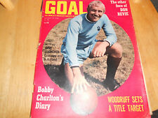 'GOAL' SOCCER WEEKLY MAGAZINE - No.78 - JANUARY 31ST,1970 - HUDDERSFIELD TOWN