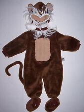 TOM ARMA SIGNATURE COLLECTION SNOW MONKEY COSTUME 12-18 MO HALLOWEEN