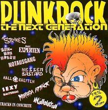 PUNKROCK THE NEXT GENERATION 2 - Sampler CD