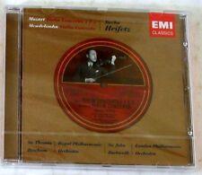 MOZART / MENDELSSOHN - VIOLIN CONCERTOS - HEIFETZ - CD Sigillato