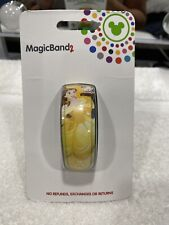 Disney Parks Yellow Belle, Chip & Mrs.Potts Beauty& The Beast Magicband 2 NIP