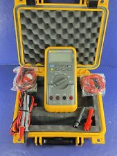 Fluke 87 III TRMS Multimeter, Screen Protector, Very Good, Accessories, Case