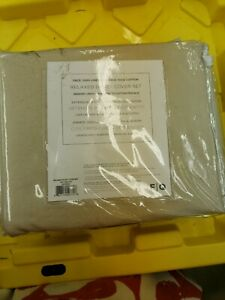Relaxed Linen Cotton Duvet Set Full/Queen- Oatmeal