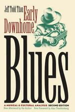 Early Downhome Blues by Jeff Todd Titon 2nd ed, with CD, Hardcover, New