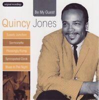 Quincy Jones - Be my guest - CD -