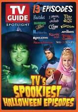 TV Guide Spotlight: TV's Spookiest Halloween Episodes by Elizabeth Montgomery,