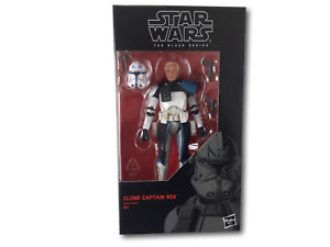 Star Wars Black Series Clone Captain Rex 6 inch  Action Figure