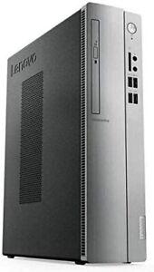 Lenovo IdeaCentre 310S AMD A6-9225, 4GB, 1TB, WiFi Windows 10 SFF Desktop PC