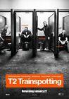 Внешний вид - Danny Boyle T2 TRAINSPOTTING 2017 Original DS Movie Poster A Ewan McGregor