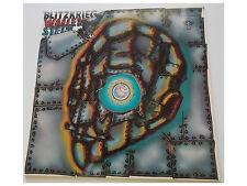 Wallenstein - Blitzkrieg -  LP Pilz - 1st Press
