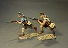 John Jenkins Designs Soldiers GLA-08 The Great War Anzacs Charging Collectible