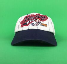 Disney Mickey Mouse Baseball Pinstripes Baseball Cap Hat Youth Size Adj.