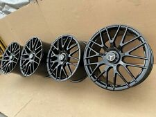 Original Mercedes W190 AMG GT GTS Felgen NEU A1904010700 & A1904010800 NEU Black