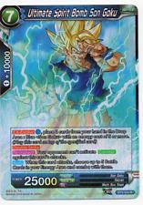 Dragonball Super Ultimate Spirit Bomb Son Goku