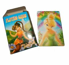 Tinkerbell Fairies Playing Cards Travel Girls Christmas Gift Stocking Filler
