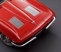 StingRay 1963 Corvette 1 Chevrolet Built 24 Sport Car 25 Vintage 12 Model 43