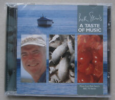 CD. RICK STEIN'S A TASTE OF MUSIC. MUSIC FROM THE BBC TV SERIES. 2003. NEW.
