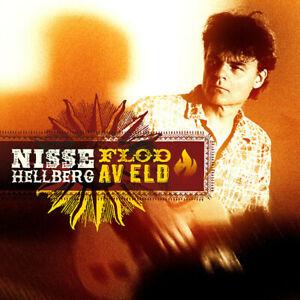 """Nisse Hellberg - """"Flod Av Eld"""" - 2011 - CD Album"""
