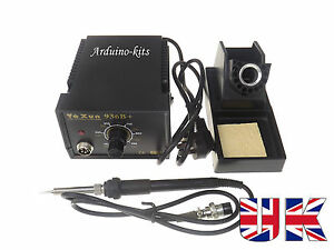 Soldering Station Best Quality YAXUN 936B + With UK 3pin Plug Solder