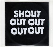 (GT77) Shout Out Out Outout, Guilt Trips Sink Ships - 2009 DJ CD