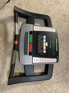 proform PFTL70011 treadmill console