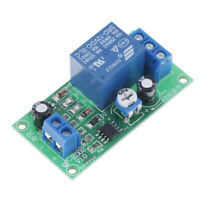 NE555 time delay relay dc 12v conduction trigger timing delay relay module·nP pl