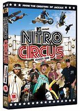 NITRO CIRCUS - The Complete TV Series Season 1 One Jackass Creators DVD NEW