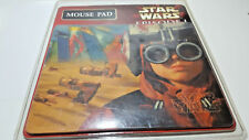 Official Mouse Pad Star Wars Episode 1 Anakin UN-OPENED, SEALED