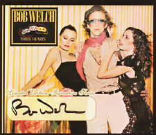 Bob Welch - Three Hearts (HAND NUMBERED LIMITED EDITION) CD **BRAND NEW/SEALED**