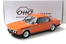 1:18 Otto bmw 3.0 CS e9 alpina b2 Inka Orange New en Premium-modelcars