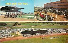 Canandaigua NY~Breeders Futurity Race Track~Horse Racing~Winners Circle~1960s