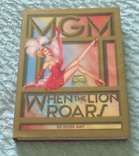 MGM.  When the Lion Roars, Peter Hay, 1991, First Edition, Exc. Condition