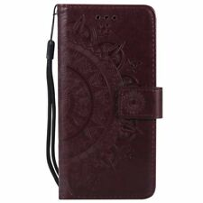 For Samsung Galaxy S9 S8 S7 J3 J5 A8 Leather Case Card Flip Wallet Stand Cover