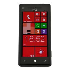 HTC Windows Phone 8x negro Windows smartphone kundenretoure como nuevo