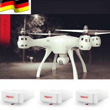 3 Akkus SYMA X8PRO GPS Return RC Quadcopter WIFI FPV Kamera Drohne X8 Pro Drone