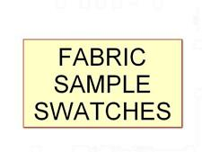 FABRIC SWATCHES $1.00 PER SWATCH FREE SHIPPING