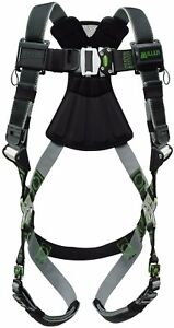 Miller Revolution Harness with Kevlar-Nome Webbing Tongue Buckle Legs 2XL/3XL