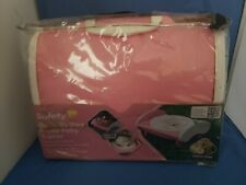 Safety 1st - Gotta Go Now Travel Potty and Trainer, Pink - New in Package