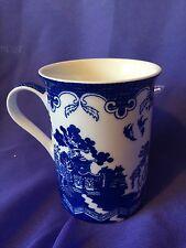 Blue Willow (The Leonardo Collection) Fine China Mug.