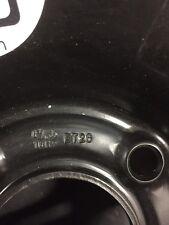 """New never used 16"""" steel wheel peugeot citroen 4 stud Steel rim  2015"""
