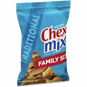 Chex Mix Traditional snack mix family size 15oz